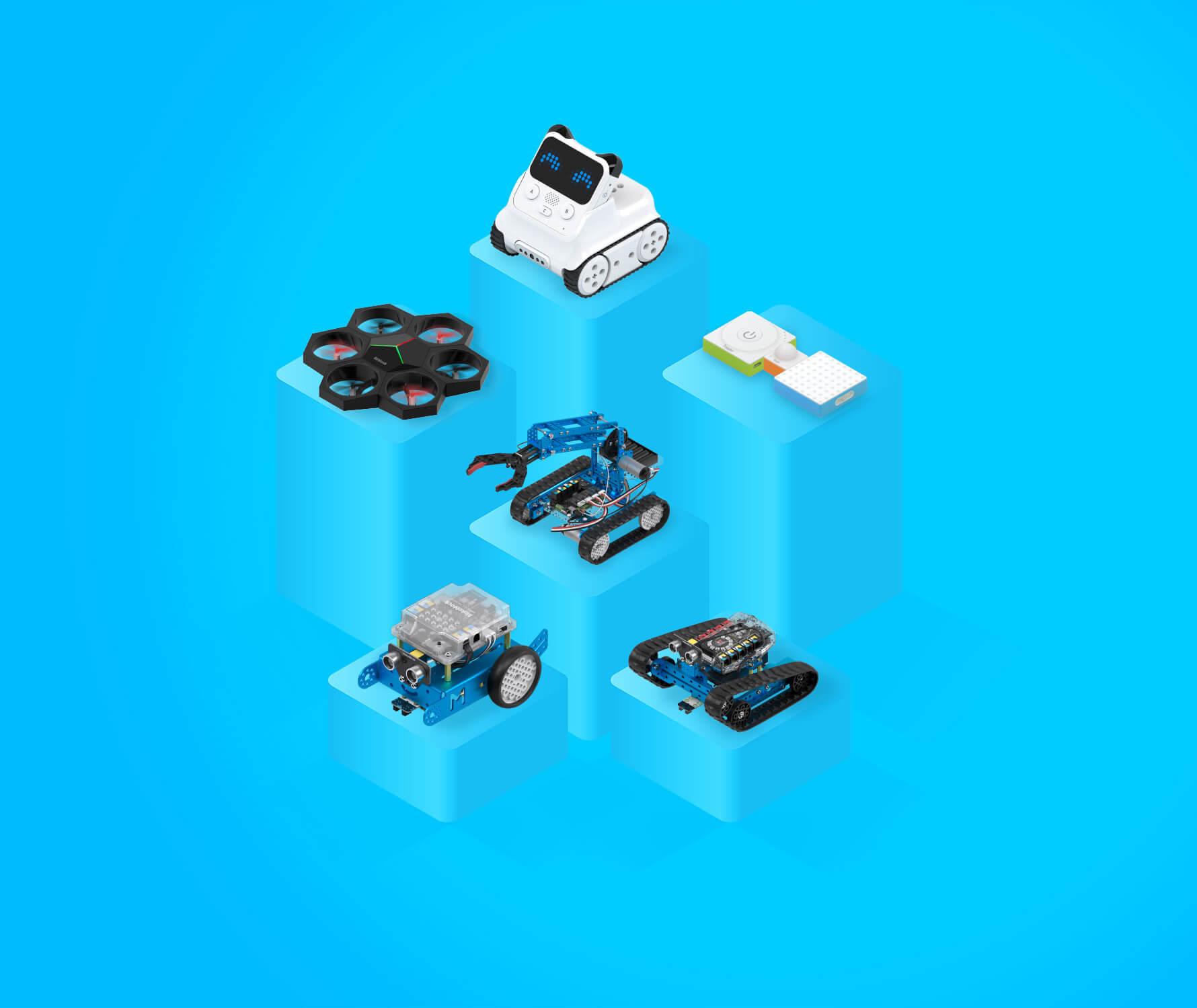Makeblock Global Steam Education Solution Provider 12 Lead Motor Star Delta Wiring Diagram Kits